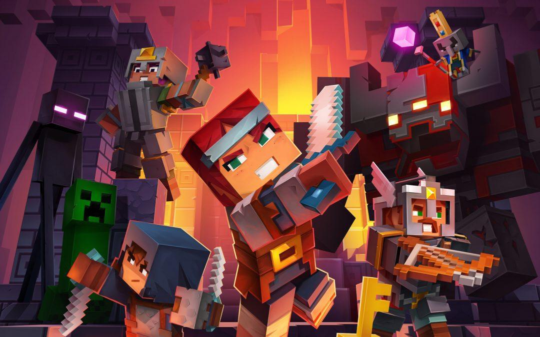 Minecraft Dungeons: hora de lanzamiento y posibles DLC