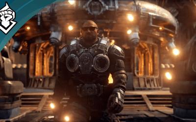 Ejecución al estilo Batista en Gears 5