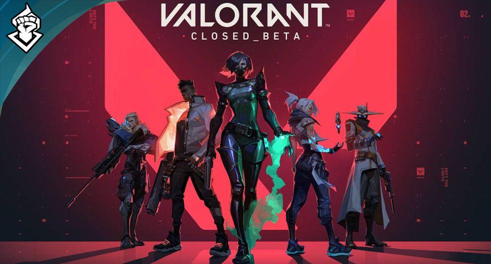 Valorant ya tiene fecha de lanzamiento