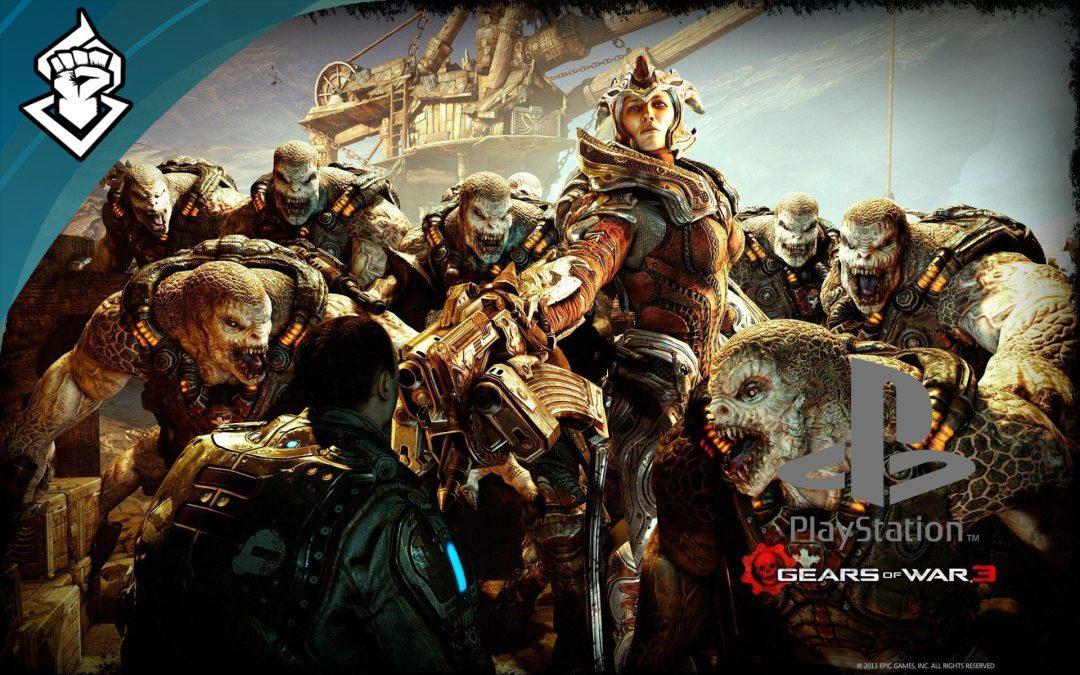 Gears of War 3 nunca tuvo planes para PS3