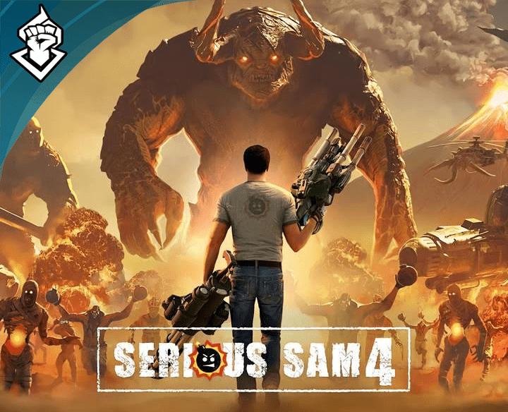 Serious Sam 4 llega a la PC, las consolas después