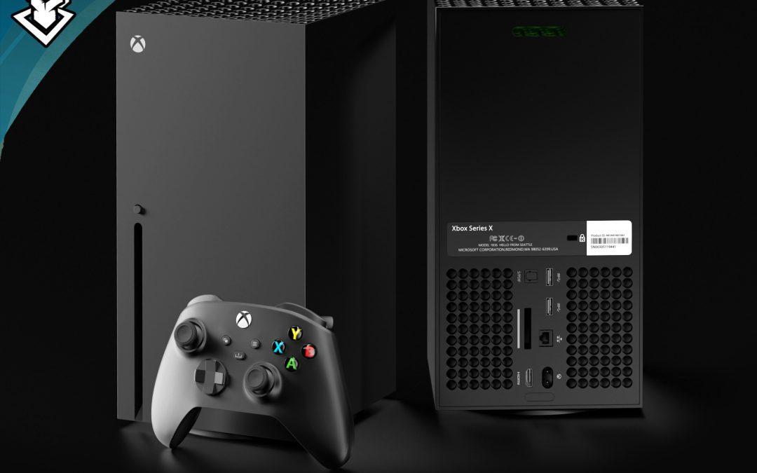 Xbox Series X ya está en producción, no tendrá retrasos