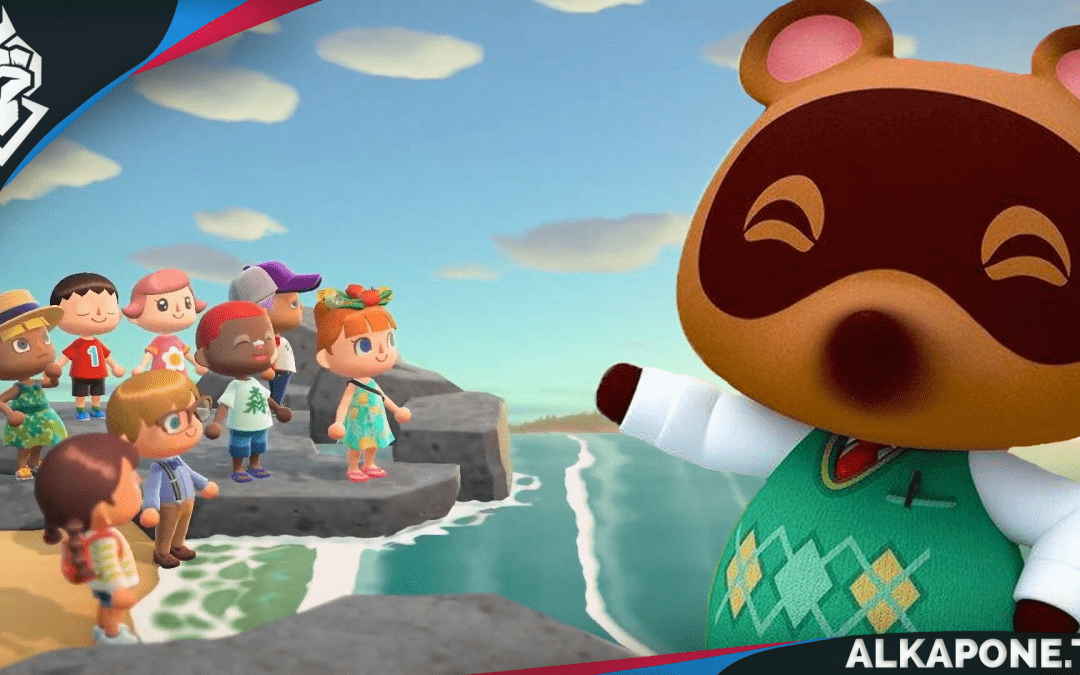 Animal Crossing ha vendido 22.4 millones en Switch