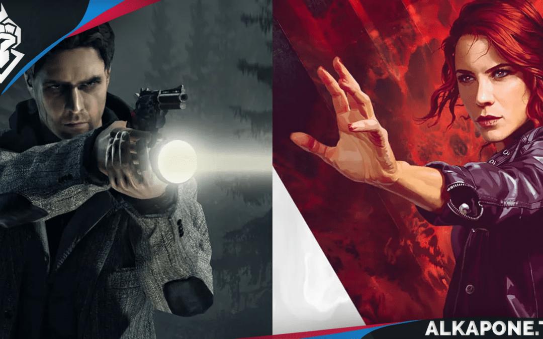 Control y Alan Wake juntarán mundos en un nuevo juego