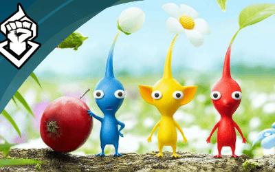 Pikmin 3 Deluxe es anunciado para Nintendo Switch